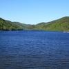 ドイツのど真ん中の水辺 6 ハルツ山地のダム湖 オーダーシュタウゼー