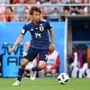 ワールドカップ!日本VSベルギー