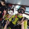 日本人ダイビングインストラクターと行く体験ダイビングツアー