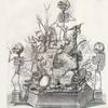 18世紀オランダの障害胎児の解剖学標本とそれをビンに保存する液体について