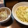 365. 4種の魚のつけ麺@無銘(神田)