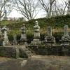 上野彦馬墓@龍馬をゆく2007