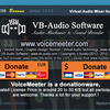 Voicemeeter Banana 2.0.5.8 あんど Pianoteq 7.3.0 あんど 無料なMESA/Boogie Triple Rectifier