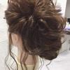 オオカワナオキのヘアメイクも出来るようになりたいんです。その2。