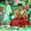 【ネパール旅行Day.5】ネパール人とインド人の友人の結婚式。カトマンズでネパール式結婚式に出席してきた