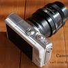 【MFを楽しむ】Canon M100に、オールドレンズを装着してみた