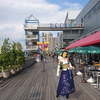 フウナ in リアル 2020・6月 お台場(お台場海浜公園 -その2-)