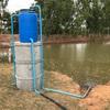 乾季用投げ込み式ポンプへの電源供給について…