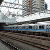 【鉄道ニュース】小田急電鉄1000形1081編成(8両固定編成)のクハ1081とデハ1031が大野総合車両所から搬出