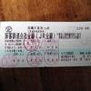 青春18切符で、105系・近鉄田原本線びしょ濡れの旅 その1(再掲)