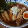 【喜多楽】すっきりとクリアなスープと味が染みた細麺が美味しい醤油ラーメン