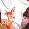 バンビのTシャツ&ライブ