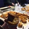 明洞での一人ご飯。屋台グルメから定番のキンパやトーストなど、食べ歩きバンザイ!*おひとり様海外旅行の備忘録/2017.12韓国*