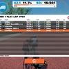 Zwiftでレース その4 - 5位/24人中(294W 4.74W/kg)