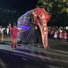 地元のお祭りを見に!アンパーラ版ペラヘラ。