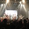 トップバッターは「GESUMETARU(ゲスメタル)」♪カルデラソニックは最初からボルテージ最高潮!