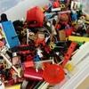 ☆大量の玩具を片付けていく Part.1