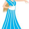 社交ダンス初心者の基礎練習、正しいウォークのやり方