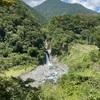 ドローン動画 静岡「梅が島」赤水の滝