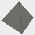 Fusion360で正四面体をモデリングする。