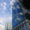 東京丸の内の摩天楼『JPタワー・KITTEと高層ビル群』