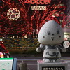 鳥獣戯画無料素材ベクター画像、浮遊球体ドローンディスプレイ、埼玉人並生活要月収五十万円、など