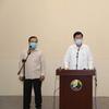 ラオス首相記者会見:新型コロナウイルス初感染と対応策(3月25日)
