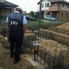 倉敷市茶屋町(鉄骨造住居)の家 検査機関JIOによる配筋検査