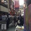 街丸ごと美術館 岐阜柳ヶ瀬 高島屋南商店街 2日間のライブペイントありがとうございました!(岐阜)