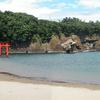 檜山郡江差町 鴎島に行ってきました。
