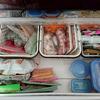 冷凍室はデッドストックだらけ