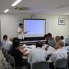 大徳連区の生活支援体制整備事業意見交換会に参加しました