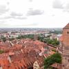 ニュルンベルク!騎士の伝説が残るお城とのんびり旧市街観光<カイザーブルク城など>