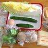 【リアルレポート】土曜日は冷蔵庫を一掃する日、買い足しなしで夕食の献立を考える。