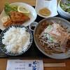 石川県金沢市八日市出町にあるめん工房野路で、蕎麦ランチ。平日限定、ひるげご膳なごみ。