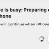 iPhoneをiOS12.0.1にアップデートしたらXcodeで「iPhone is busy: Preparing debugger support for iPhone」が表示される場合の対処法