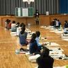 6年生 書き初め会