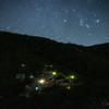 【天体撮影記 第141夜】 富山県 薬師峠キャンプ場からの星空とテント (EOS R6と星空)