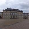 デンマーク 「アマリエンボー宮殿」の思ひで…