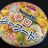 トップバリュ Noodle  辛口シーフード