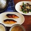 銀鱈粕漬け定食