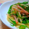 簡単!!ジャガピー炒めの作り方/レシピ