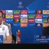 【前日会見】 2016/17 UEFA CL 第6節 ユベントス対ディナモ・ザグレブ