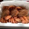 年末年始は活毛ガニをお取り寄せ!社長も大絶賛の新鮮な茹でたて活毛ガニを堪能