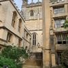 【オックスフォード】Christ Church Collegeへ!〜ハリーポッター撮影地見学
