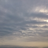 2016年11月27日(日)7:17分の空