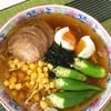 マルちゃん正麺で冷やしラーメン