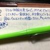 【万年筆・インク】妻のねこ日記・1月中旬10日分!【猫イラスト】
