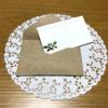 【手作り】easyにメッセージカード作ってみた #04Christmas