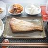 冷凍食材活用!いか納豆とほっけのみそ漬け焼きでヘルシー和定食(*^。^*)